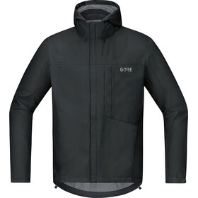 GORE WEAR C3 Gore-Tex Paclite Hooded Jacket Men black